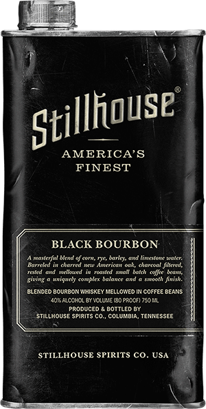 Stillhouse Black Bourbon Can