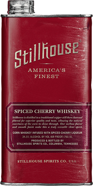 Stillhouse Spiced Cherry Whiskey Can