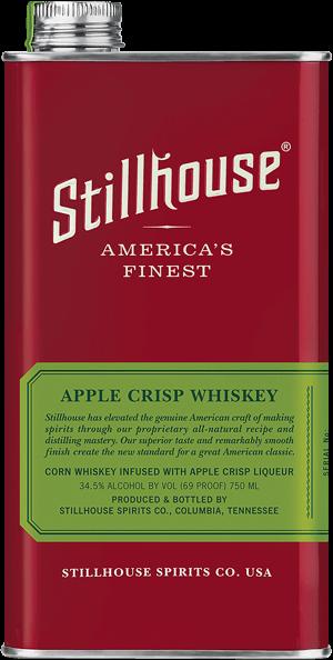 Stillhouse Apple Crisp Whiskey Can