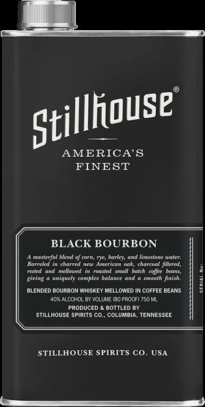 Stillhouse Black Bourbon Can