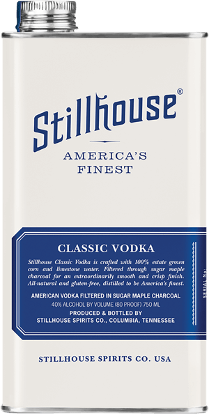 Stillhouse Classic Vodka Can