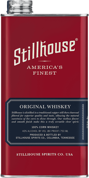 Stillhouse Original Whiskey Can