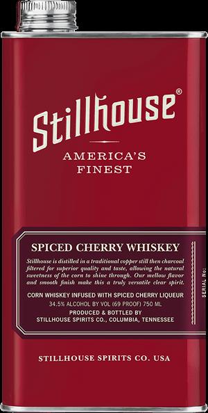 Stillhouse Spiced Cherry Whiskey Can